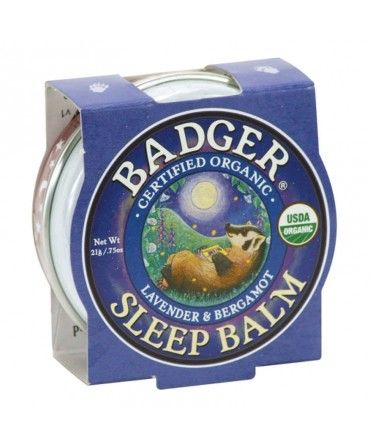 Mini Balsam Pentru Un Somn Liniștit, Sleep Balm, 21 g, Badger