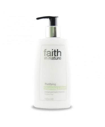 Loțiune de Curățare și Purificare a Feței, cu Rozmarin, 150 ml, Faith in Nature