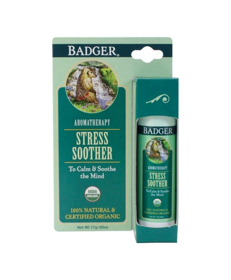 Balsam Aromaterapie, Tension Soother, 17 g, Badger