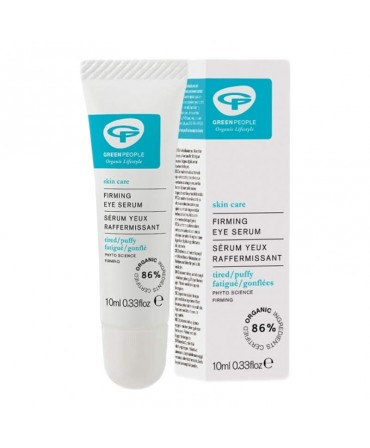 Gel Organic Pentru Zona Ochilor, Anti-Rid și Anti-Cearcăne, 10 ml, Green People