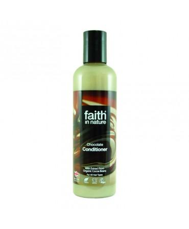 Balsam de Păr cu Ciocolată, Pentru Toate Tipurile de Par, 250 ml, Faith in Nature