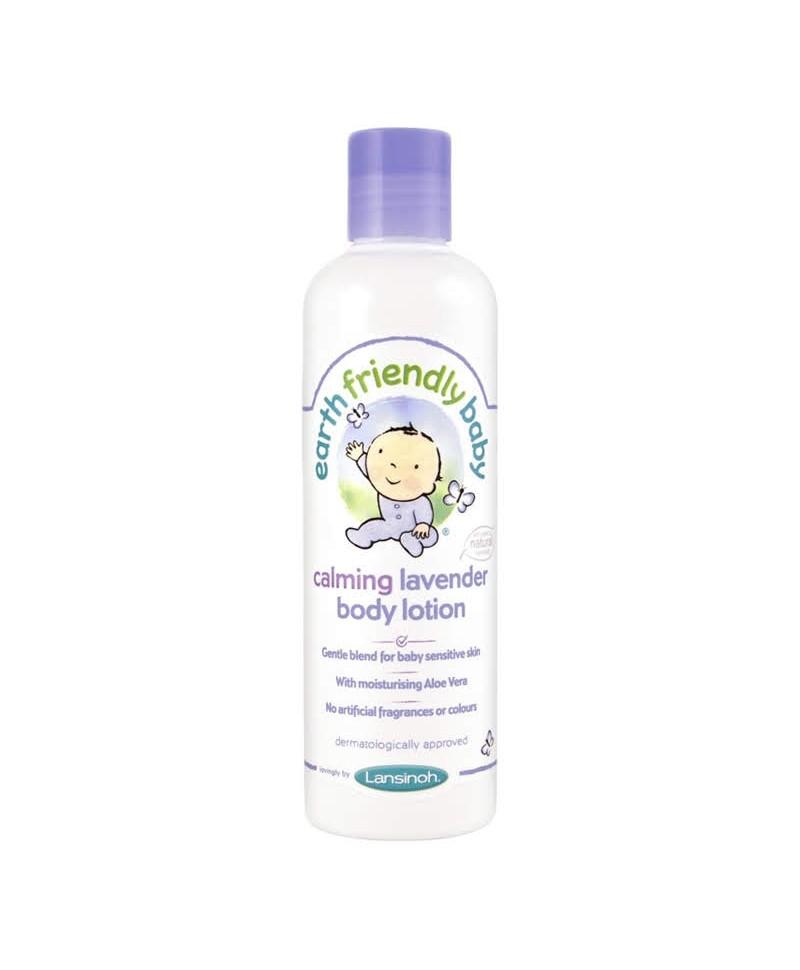 Crema De Corp Organica Cu Levantica, 250 ml, Earth Friendly Baby