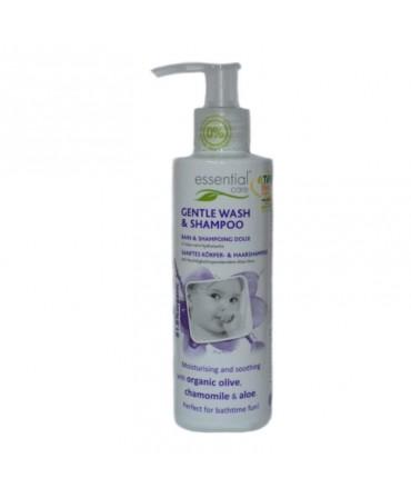Sampon si Gel de Dus pentru Copii și Bebelusi, 200 ml, Odylique